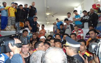 La capacité d'accueil des prisons en Tunisie est dépassée de 150%. C'est ce qui ressort d'un rapport du bureau de l'ONU en Tunisie. Selon le même rapport