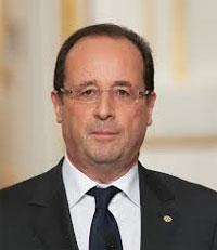 Le président de la république française