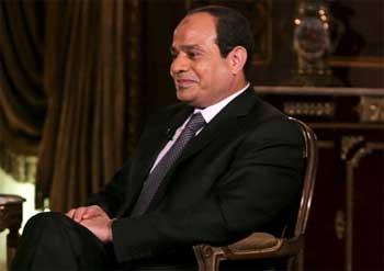 Le président égyptien Abdel Fattah al-Sissi a prévenu lundi que les auteurs d'attentats seraient punis