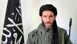 Le terroriste Mokhtar Ben Mokhtar