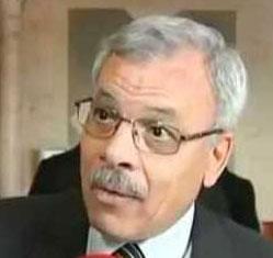 Le président du groupe parlementaire d'Ettakatol à l'ANC
