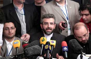La question des centrifugeuses qui servent à enrichir l'uranium reste le point d'achoppement majeur des négociations entre l'Iran et les six grandes puissances du P5+1 sur le programme nucléaire de la République islamique