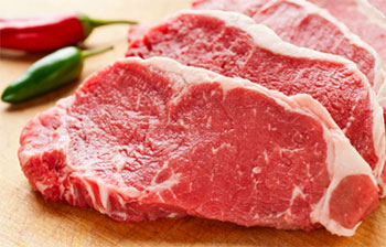 Les agents municipaux en collaboration avec les agents de contrôle d'hygiène ont saisi plus de 500 kg de viande rouge impropres à la consommation chez un