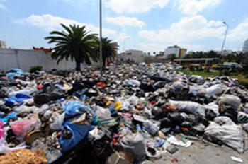 Les habitants de la zone de Borj Chekir ont observé à maintes reprises des sit-in