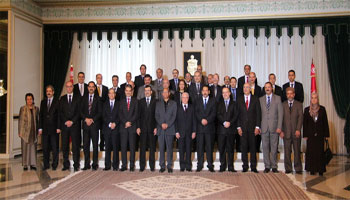 Le nouveau gouvernement d'Ali Laârayedh a obtenu