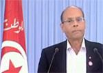 Le président de la République provisoire Moncef Marzouki a insisté