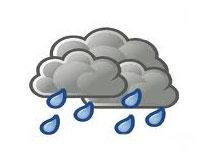 Les précipitations de ces dernières 48 heures ont causé l'arrêt de la circulation à Jendouba et l'infiltration de l'eau dans plusieurs immeubles