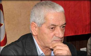Dans son allocution mercredi à la place Mohamed Ali devant le siège de l'UGTT