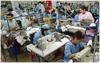 Selon la Fédération national du textile(FENATX)