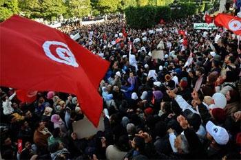 Une des vertus de la Révolution tunisienne