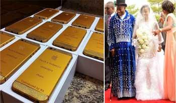La fille du président du Nigeria Good Luck Jonathan