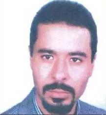 Le terroriste Ahmed Rouissi capturé lors des événements de Sidi Ali Ben Aoun