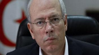 Le ministre de l'emploi et de la formation professionnelle Hafedh Amouri