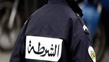 Les agents de la Garde nationale de Sousse ont poursuivi