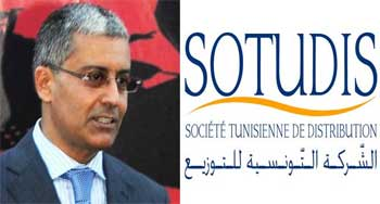 La société tunisienne de distribution (SOTUDIS) et concessionnaire de la