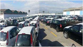 La marque française Peugeot termine l'année 2012