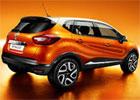 Captur est le nouveau crossover urbain de Renault. Son design fluide cultive le sens des proportions : grandes roues