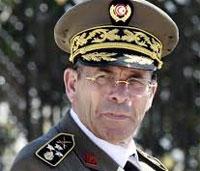 L'ancien chef de l'Etat-major des armées