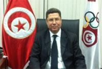 L'ancien président de la Fédération Tunisienne de Tennis