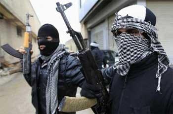 La « Division Diyala » du groupe jihadiste Daech (État islamique en Irak et au Levant)