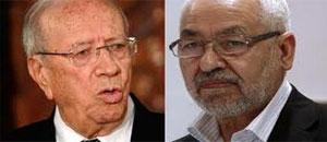 Un entretien a bien eu lieu à Paris entre Béji Caïd Essebsi qui s'y trouve pour une série de rencontres politiques et privées