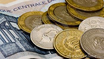 Le gouvernement de la Tunisie aura besoin d'environ 7 milliards de dinars (4