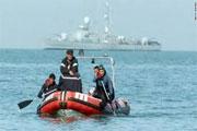 Les plongeurs professionnels de la garde nationale et de l'armée ont renouvelé