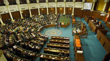 La présidence de l'Assemblée nationale constituante a précisé que contrairement à ce qu'a été rapporté