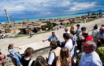 D'après les chiffres communiqués par  l'Office National du Tourisme Tunisien (ONTT)