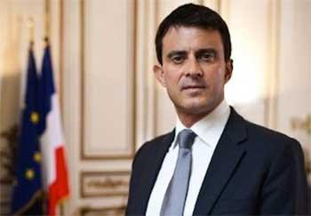 Le premier gouvernement Valls