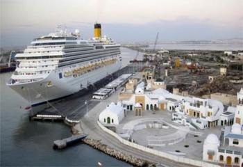 Les compagnies de croisières Princess Cruises et Holland America Line ont annoncé avoir annulé toutes les croisières et escales portuaires à La Goulette
