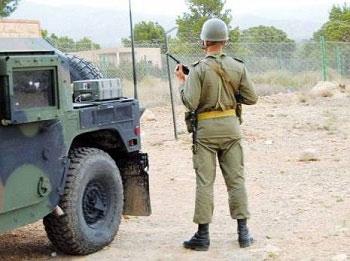 Les forces armées tunisiennes sont en train de mener