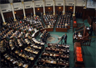 La commission des autorités législative et exécutive de l'ANC a poursuivi