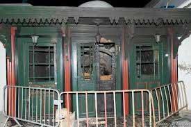 Le mausolée de Sidi Bou Said