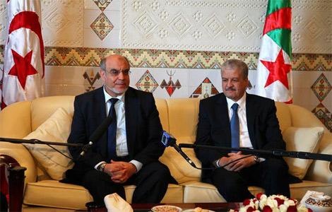 A la veille visite en Algérie où il se trouve depuis ce dimanche