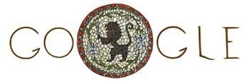 La page d'accueil de Google.tn fête le 58ème anniversaire de