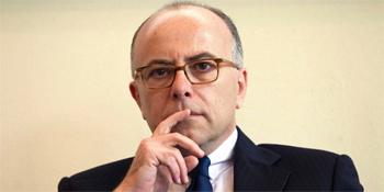 Le ministre français de l'Intérieur