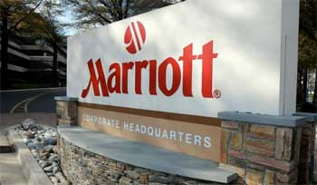 La chaîne hôtelière Marriott International lancera des hôtels en