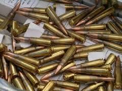 Les agents de sécurité ont arrêté mercredi 19 juin 2013 un véhicule transportant 4500 balles de fusils de chasse et plus de 700 douilles vides