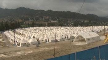 En prévision d'un éventuel flux massif de réfugiés de Libye