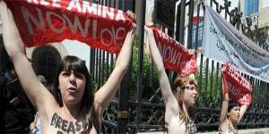 La chambre correctionnelle au tribunal de première instance de Tunis a décidé le report du procès des 3 Femen européennes pour examiner à nouveau