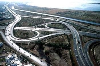 Les grands projets d'infrastructure routière lancés