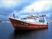 La marine tunisienne a arraisonné