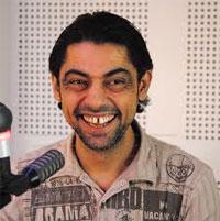 Le comédien Nasreddine Shili