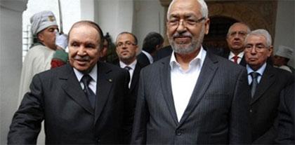 C'est Rached Ghannouchi