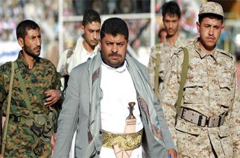 Les miliciens chiites houthis en lutte contre le pouvoir du président Abd Rabbou Mansour Hadi se sont rendus maîtres d'une partie