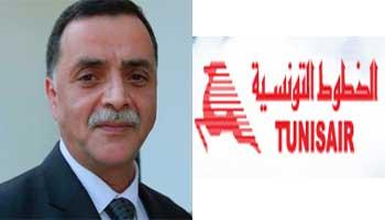 Le dernier PDG de la compagnie aérienne tunisienne
