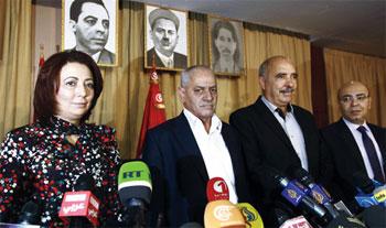 La réponse globalement négative d'Ennahdha et de la troïka à l'initiative du Quartet et la simulation de l'étonnement devant les réactions des parrains du dialogue national et de l'opinion publique