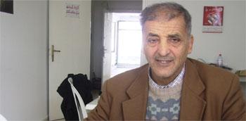 Le député à l'Assemblée Constituante(ANC) pour le gouvernorat de Bizerte