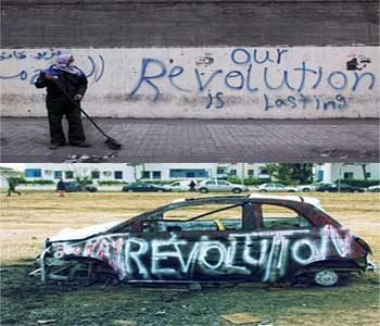 Un proverbe chinois disait : «avant de faire la révolution